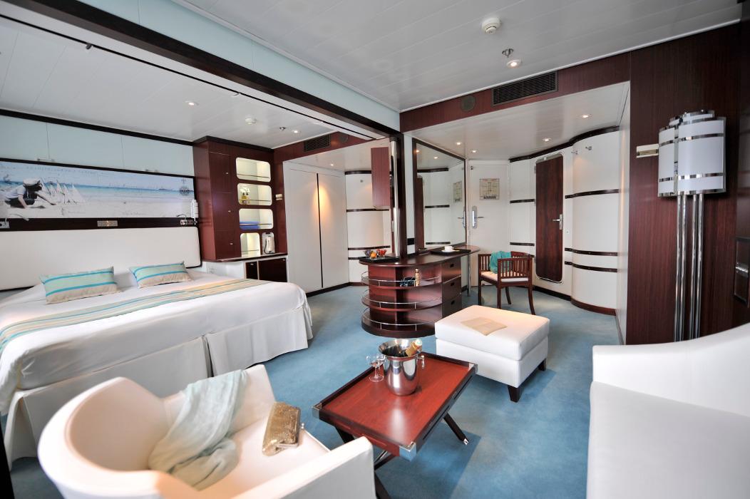 Cabine Chambre S2 Suite