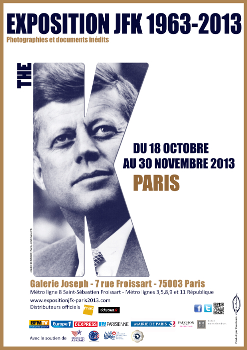 JFK à Paris