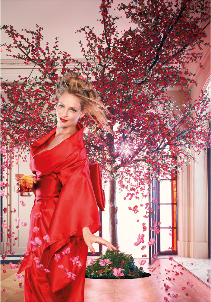 Calendrier Campari 2014 - Avril