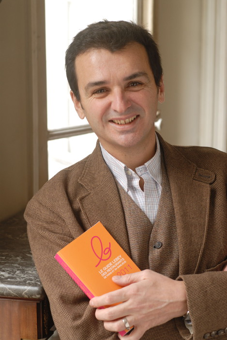 Pierre-Yves Chupin Président du Guide Lebey