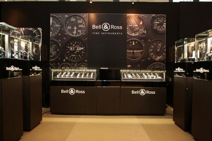 Bell & Ross salon les montres