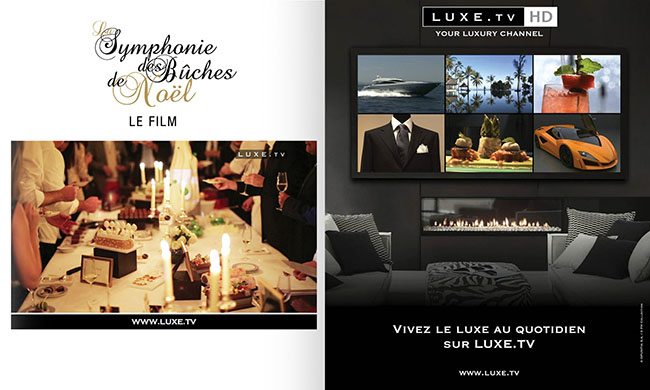 PAGE Luxe TV FIRSTLUXE Event