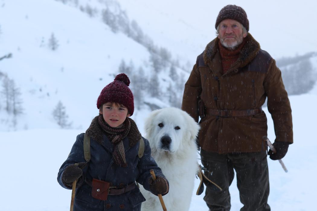 Film Belle & Sebastien realise par Nicolas VANIER