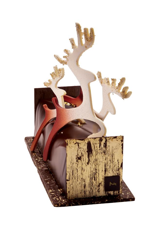 buche maison du chocolat 2013 2 - FIRSTLUXE