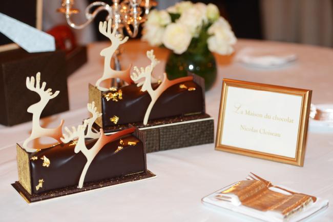 buche maison du chocolat 2013 3 - FIRSTLUXE