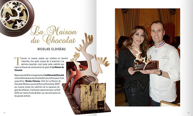 buche maison du chocolat 2013 - vignette 2