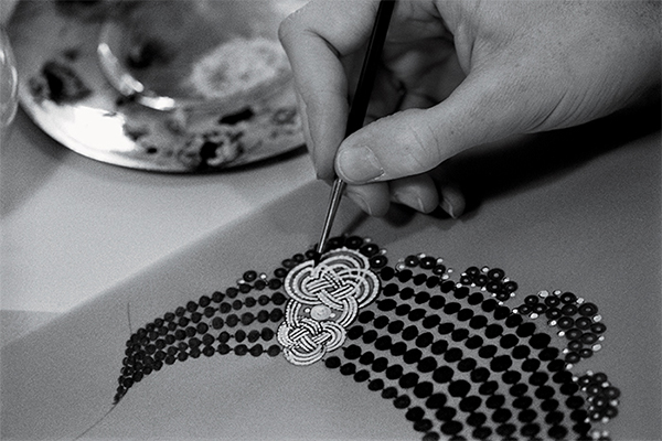 Joaillerie firstluxe for Paris vendome gioielli
