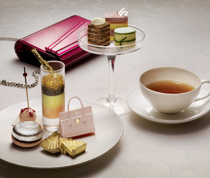 Jimmy Choo Afternoon Tea 2