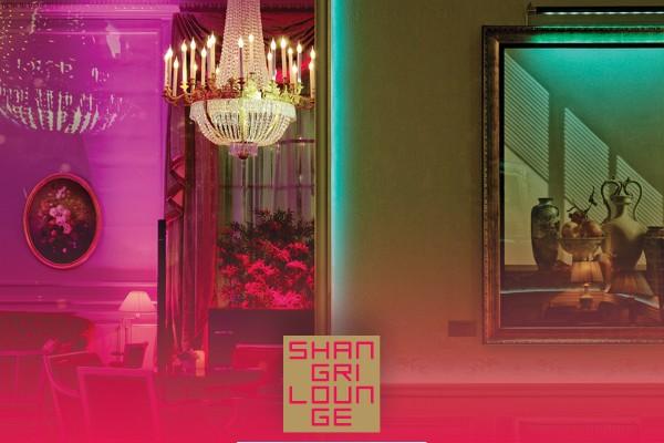 Shangri Lounge - Shangri-La Hotel Paris
