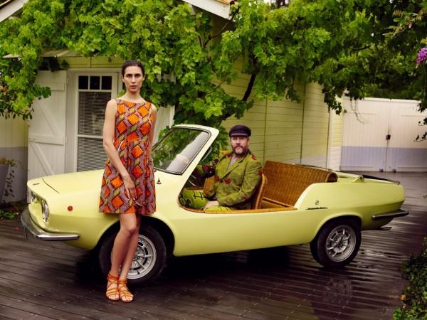 Fiat Shellette Philippe Starck