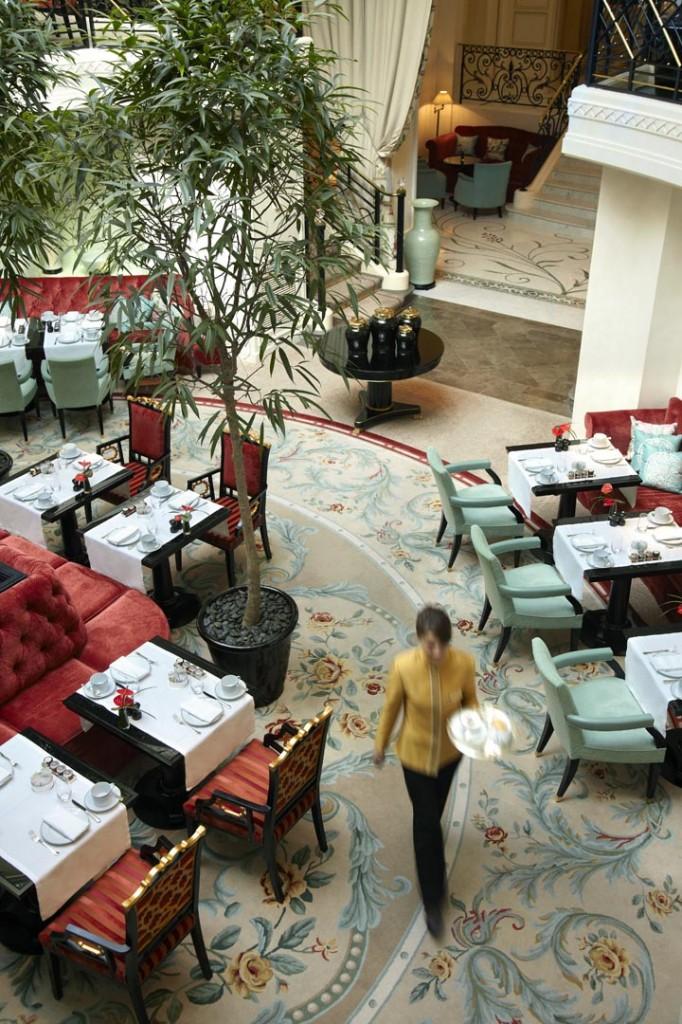 La Bauhinia - Shangri-La Hotel Paris