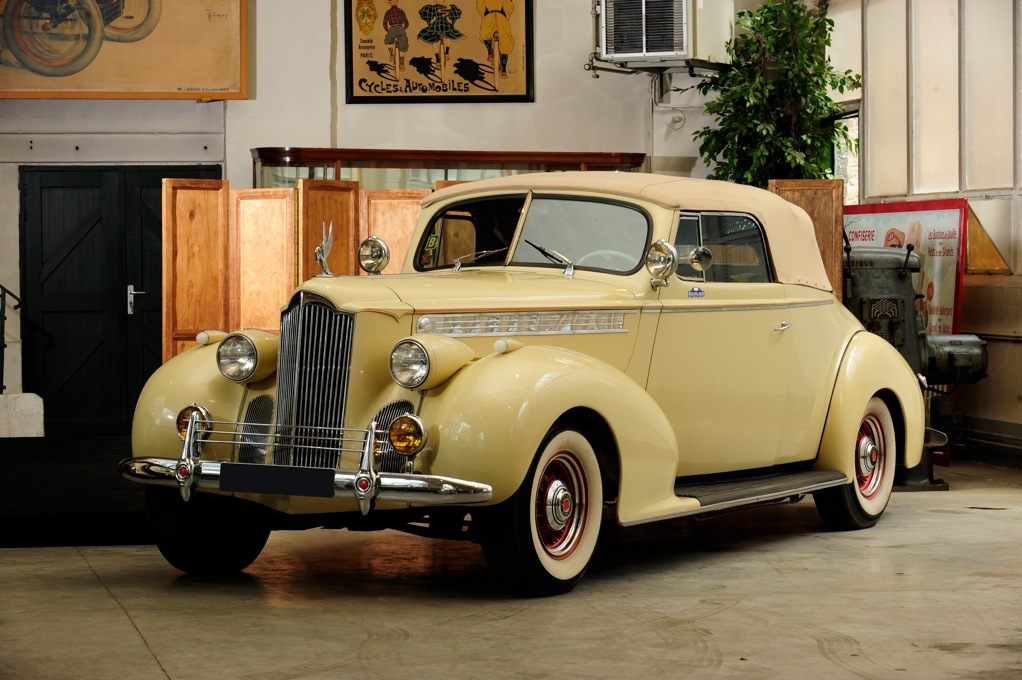 Packard Type 120 1940