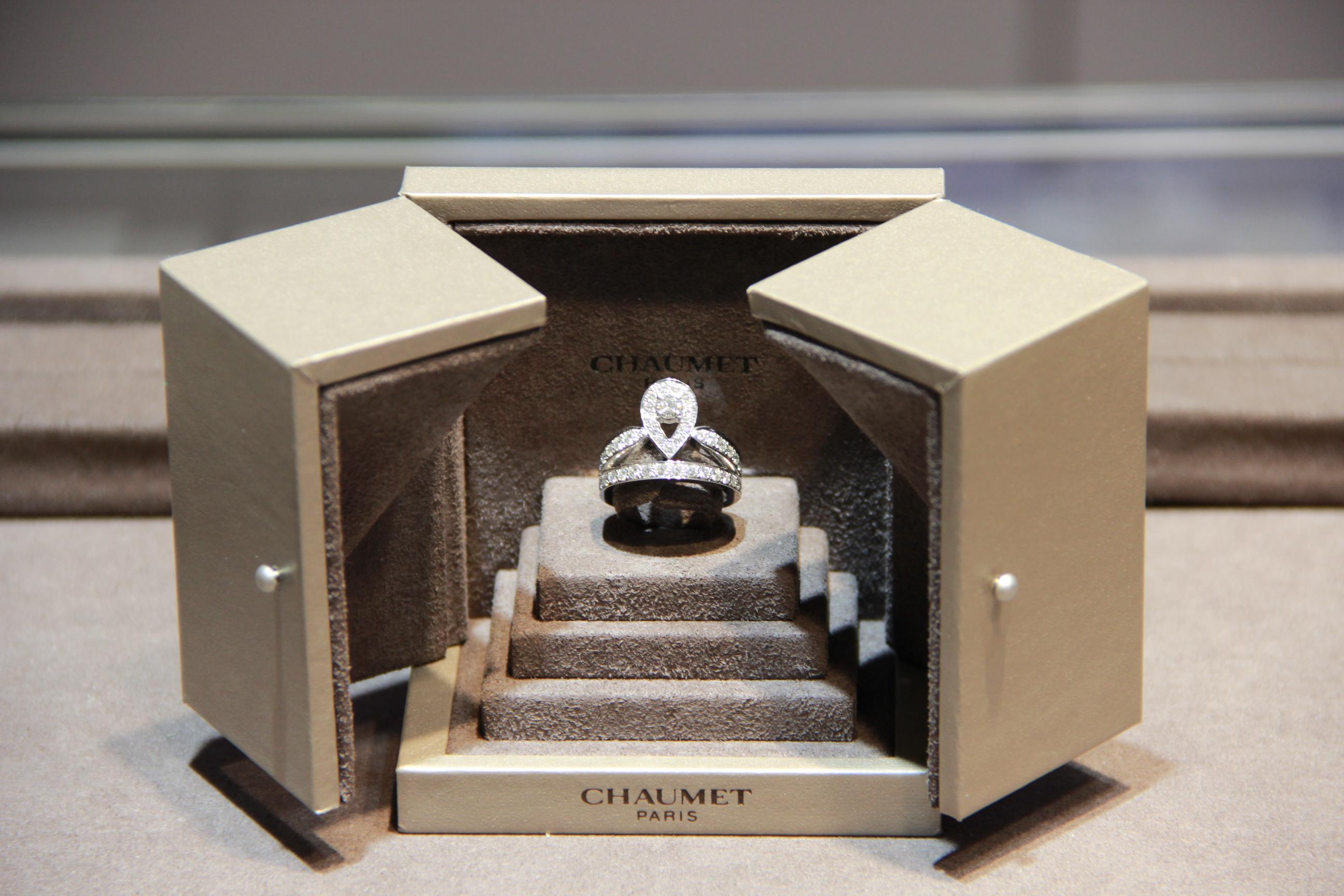 chaumet du diad me au lien l gance a la parisienne. Black Bedroom Furniture Sets. Home Design Ideas