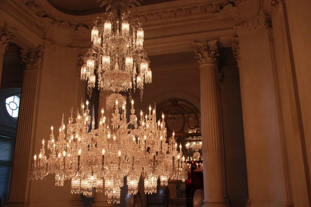 le lustre 157 lumières