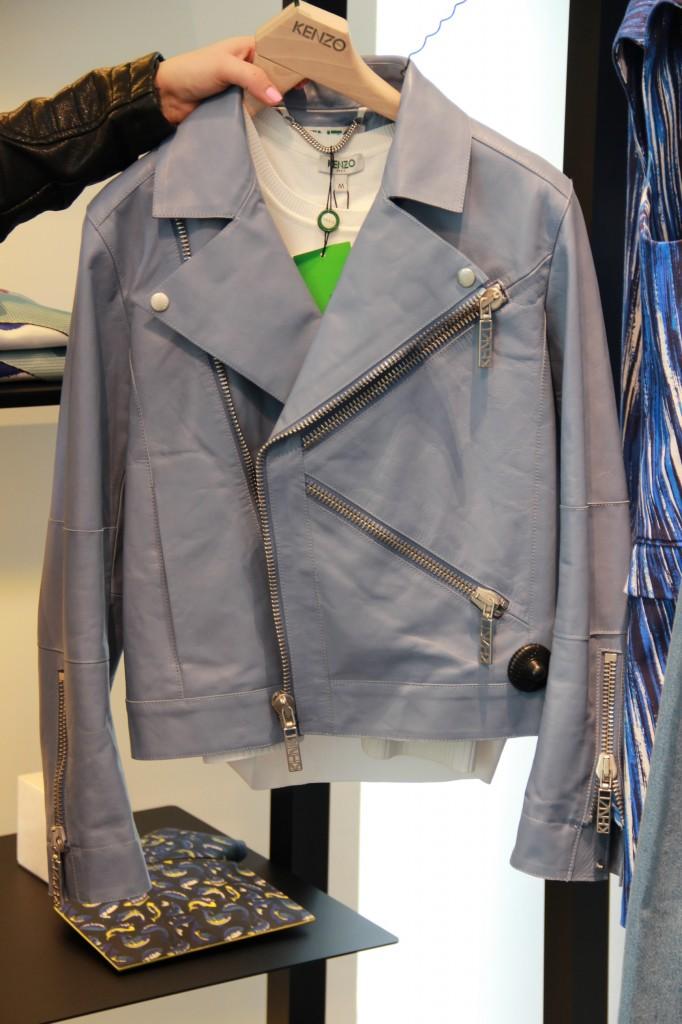 K Biker coat : à partir de 690 euros