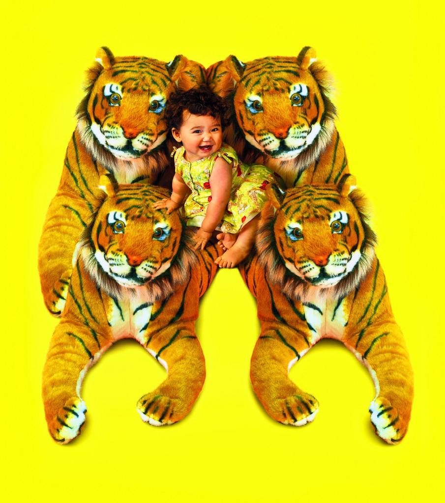 KENZO KIDS Baby_Tiger
