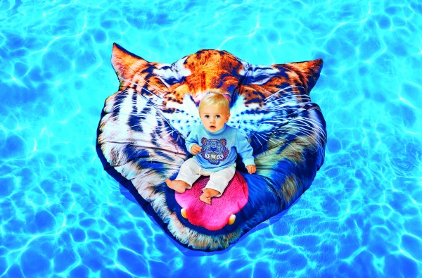 KENZO KIDS Pillow_Water