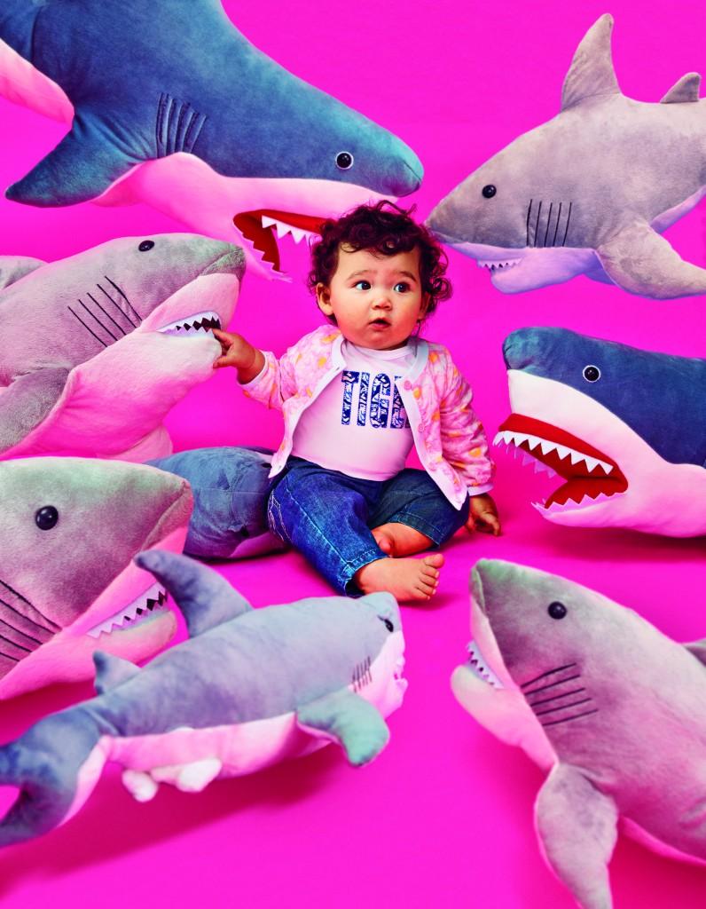 KENZO KIDS Shark_Baby_2