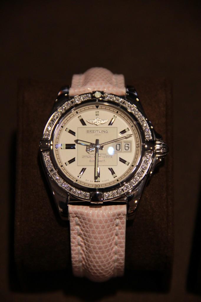 Galactic 41, diamants, 8390 euros