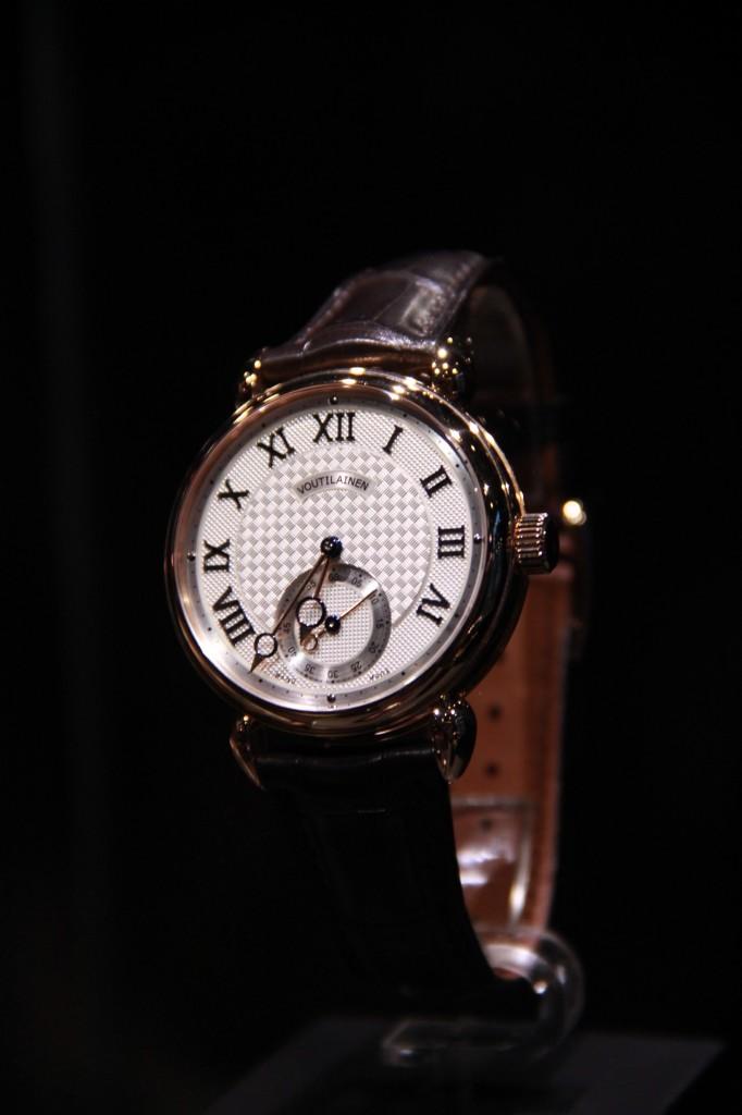 Montre Twenty 8, en or rose, primé au grand prix de Genève, 72 000 euros