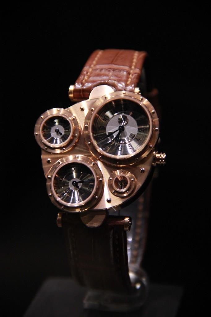 Montre Antiqua : modèle iconique représentant plus de 2000 heures de travail, 180 000 euros