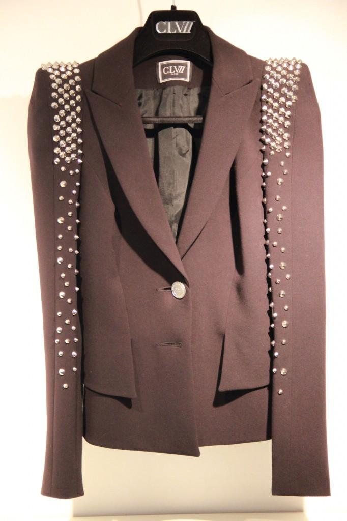 veste sur mesure femme, 480 euros