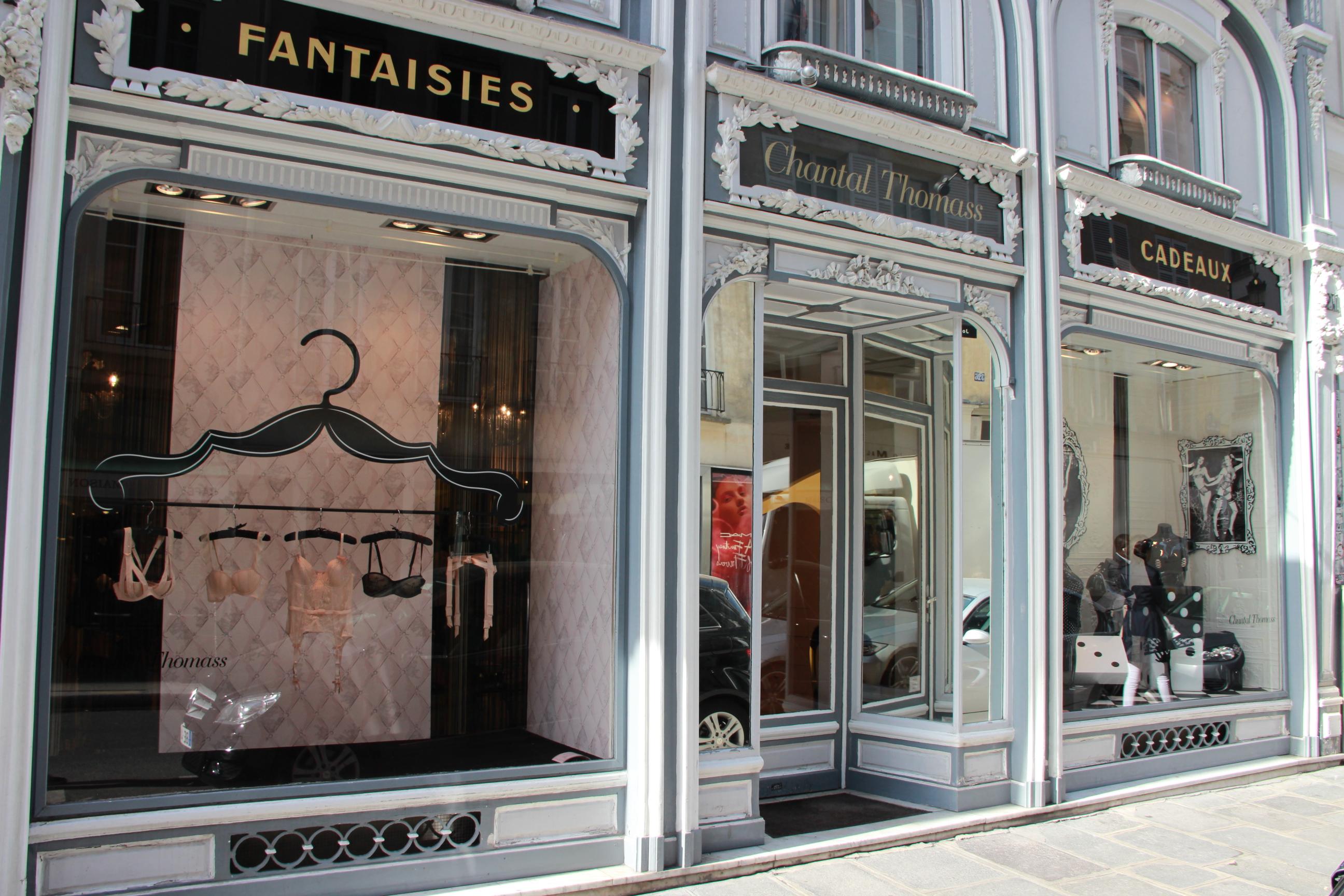 Super CHANTAL THOMASS : RENCONTRE | FIRSTLUXE DV82
