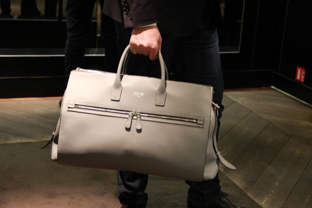 sac de voyage, Daniel Duffle, 1375 euros