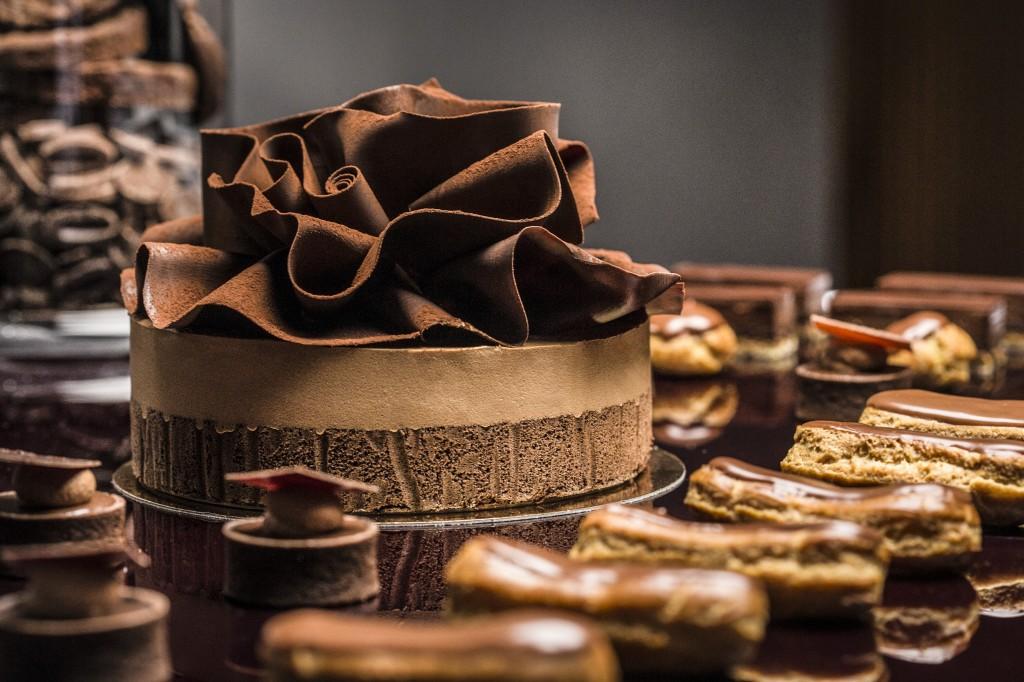 Buffet de Chocolat du restaurant