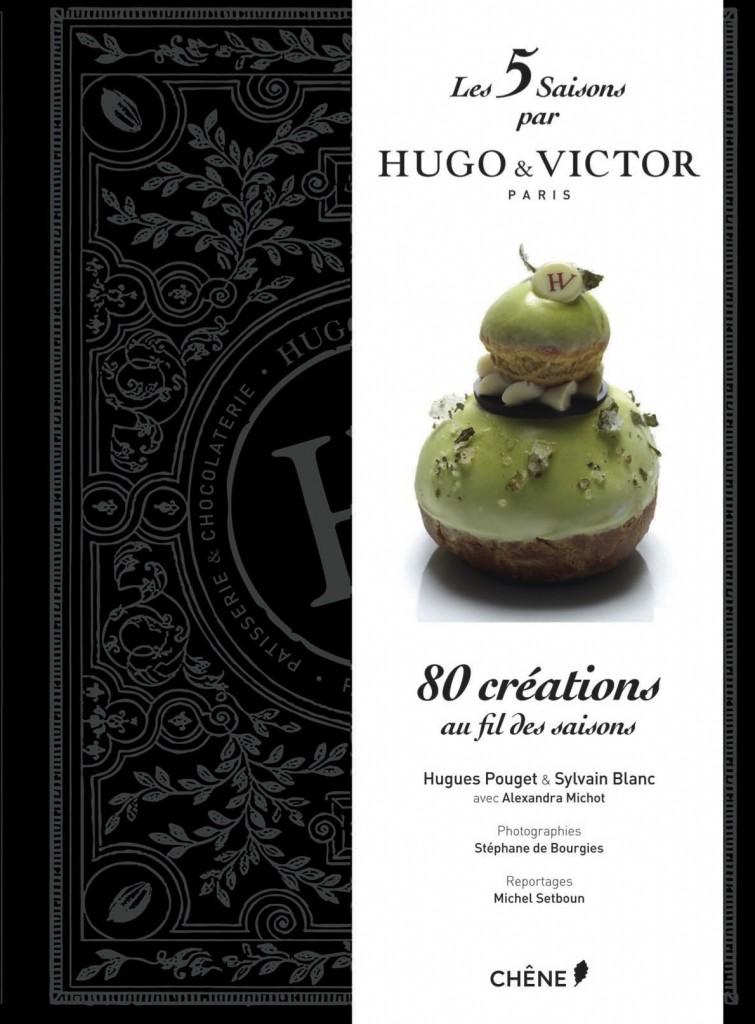 Couv-Les 5 saisons par Hugo & Victor