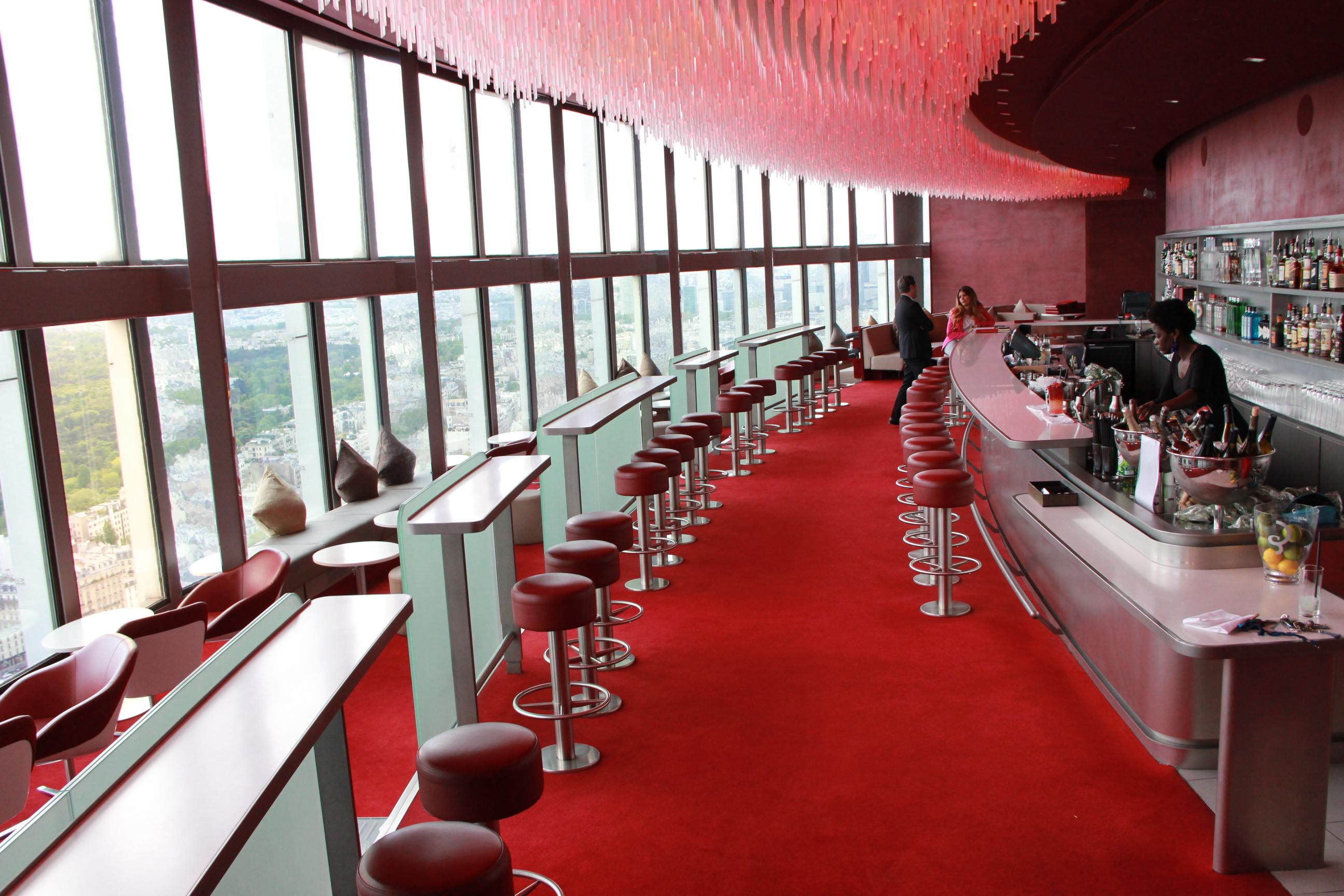 Hotel hyatt regency paris etoile visite privee firstluxe for Hotels 75017