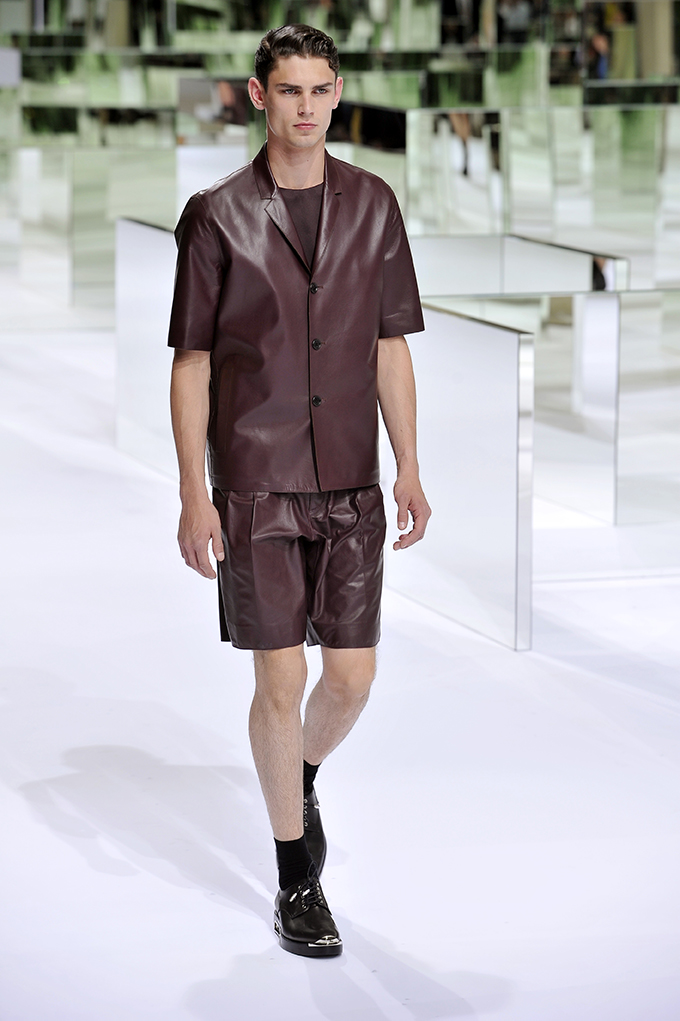 LOOK 16 SS14 Dior Homme by Patrice Stable