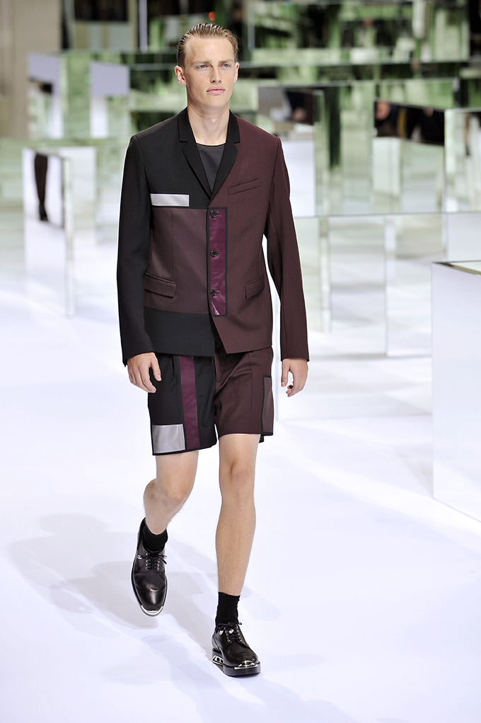 LOOK 2 SS14 Dior Homme by Patrice Stable