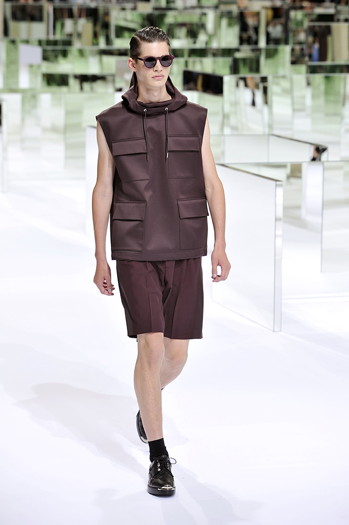 LOOK 20 SS14 Dior Homme by Patrice Stable