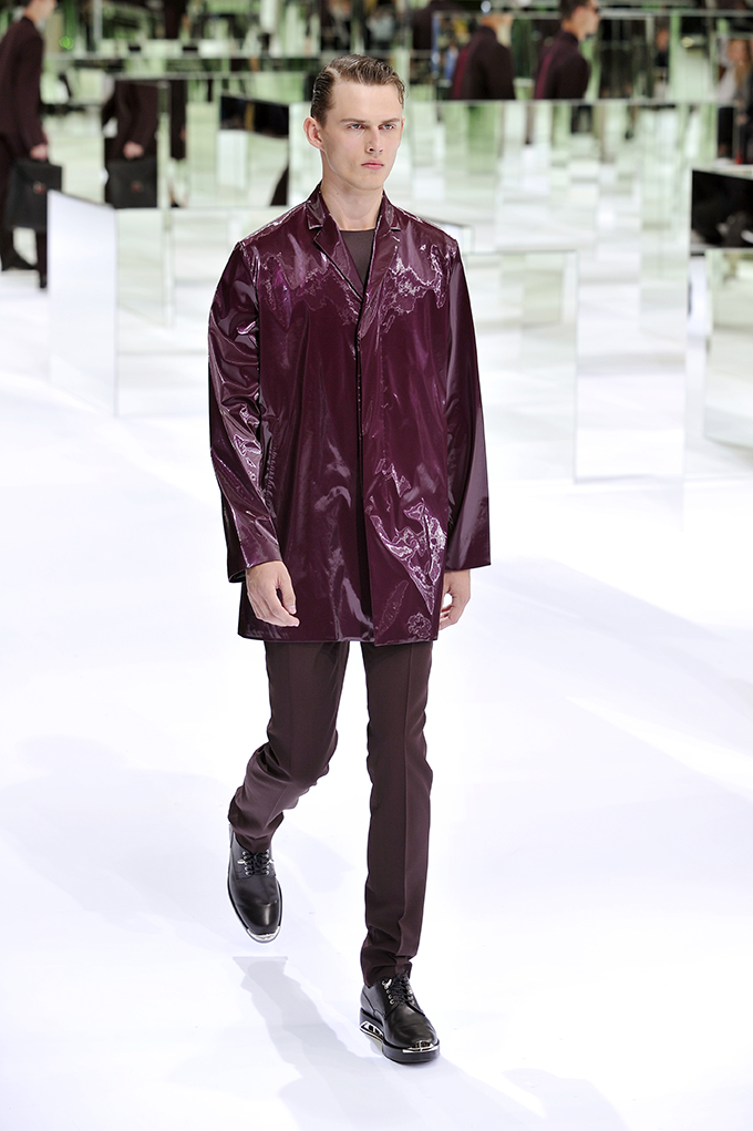 LOOK 21 SS14 Dior Homme by Patrice Stable