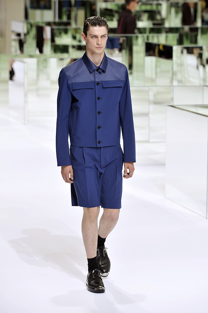 LOOK 25 SS14 Dior Homme by Patrice Stable