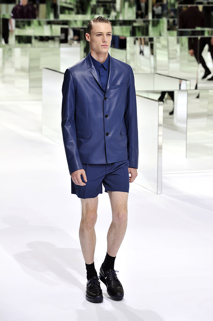 LOOK 27 SS14 Dior Homme by Patrice Stable