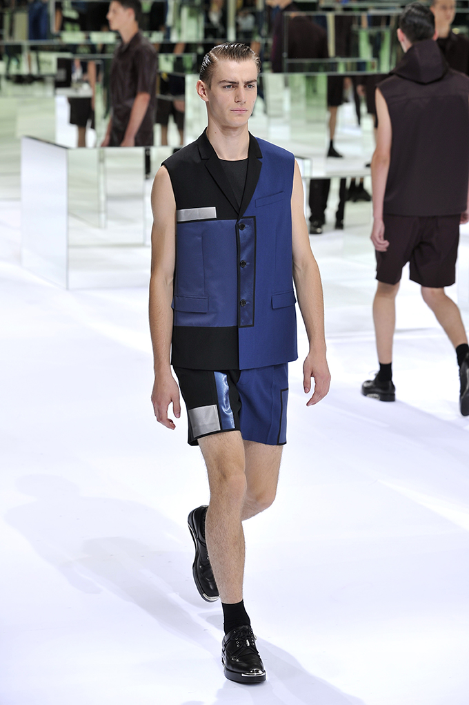 LOOK 31 SS14 Dior Homme by Patrice Stable
