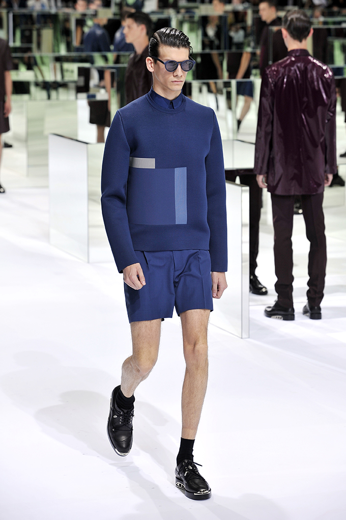 LOOK 33 SS14 Dior Homme by Patrice Stable