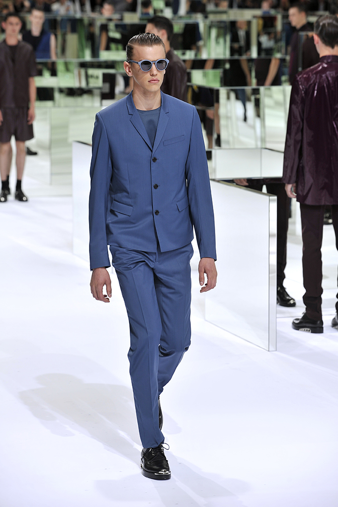 LOOK 36 SS14 Dior Homme by Patrice Stable