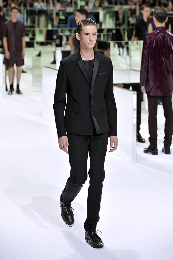 LOOK 48 SS14 Dior Homme by Patrice Stable