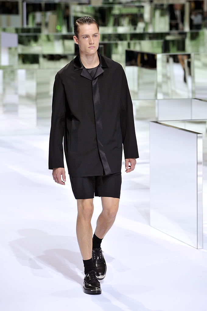LOOK 7 SS14 Dior Homme by Patrice Stable