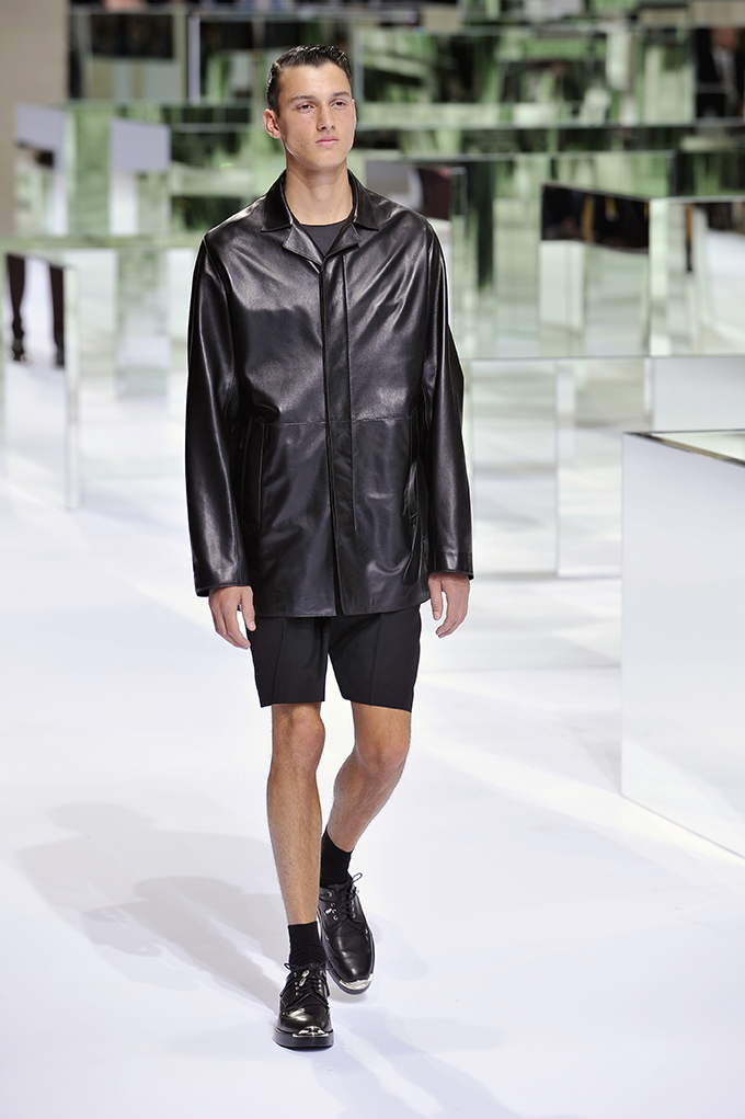 LOOK 8 SS14 Dior Homme by Patrice Stable