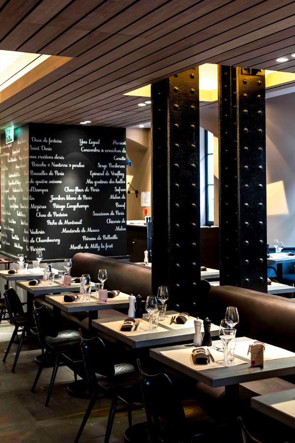 Restaurant Terroir Parisien Br ongniart -Philippe Vaures