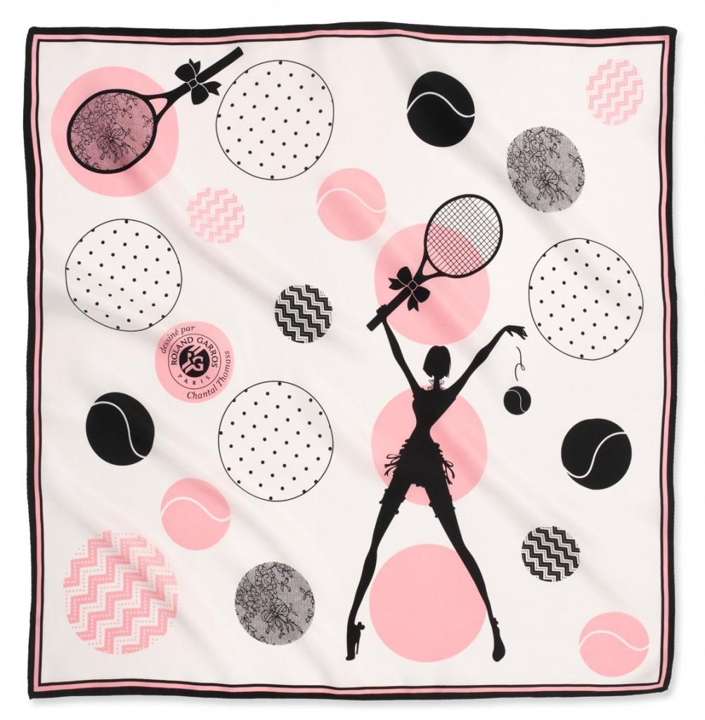 Roland-Garros by  Chantal Thomass 2