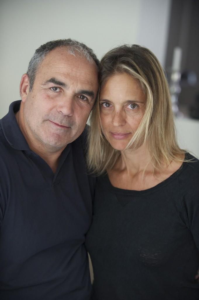 Fabienne et Philippe Amzalak, les propriétaires