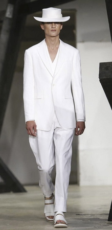 Songzio, Menswear Spring Summer 2015 Fashion Show in Paris