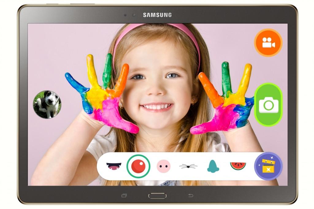 Galaxy Tab S_Mode enfant_02