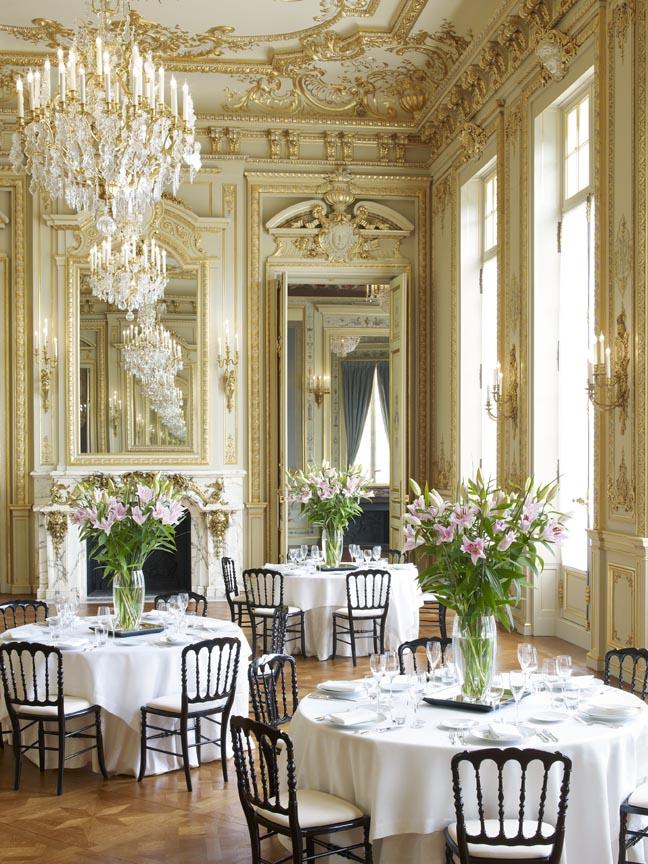 Grand Salon Shangri-La Hotel Paris