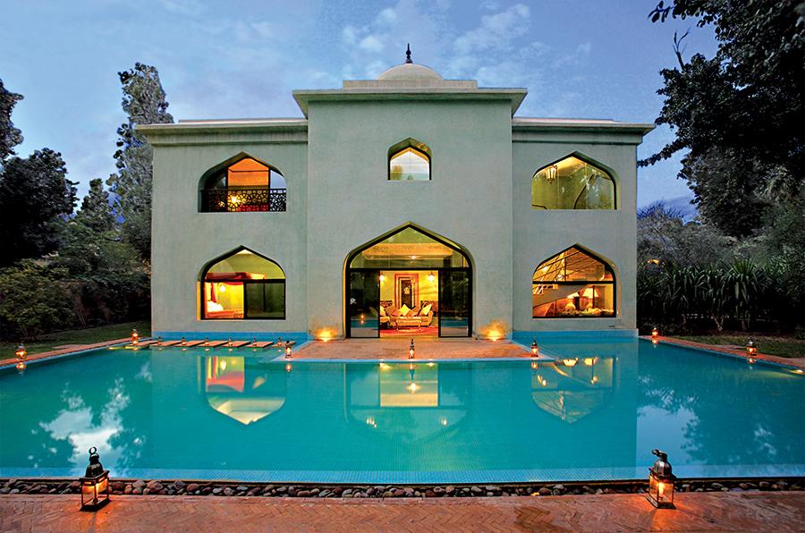 Maharadja's Villa